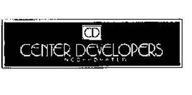 CENTER DEVELOPERS INCORPORATED CD