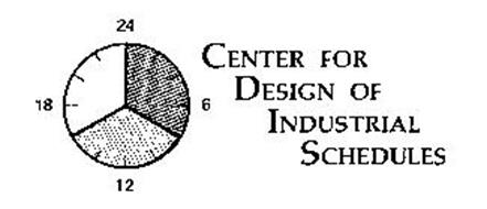 CENTER FOR DESIGN OF INDUSTRIAL SCHEDULES