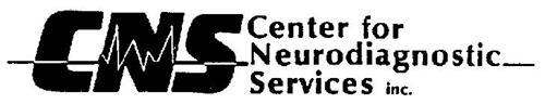 CNS CENTER FOR NEURODIAGNOSTIC SERVICES INC.