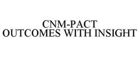 CNM-PACT OUTCOMES WITH INSIGHT