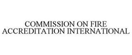 COMMISSION ON FIRE ACCREDITATION INTERNATIONAL