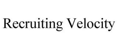 RECRUITING VELOCITY