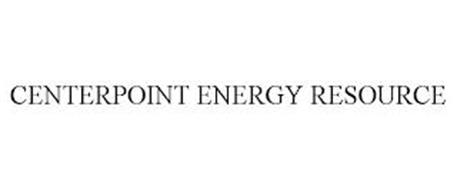 CENTERPOINT ENERGY RESOURCE