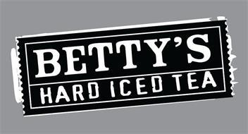 BETTY'S HARD ICED TEA