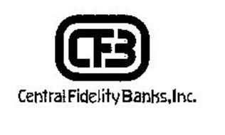 CFB CENTRAL FIDELITY BANKS, INC.