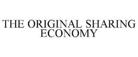 THE ORIGINAL SHARING ECONOMY