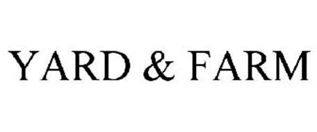 YARD & FARM