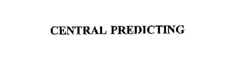 CENTRAL PREDICTING