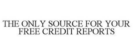 THE ONLY SOURCE FOR YOUR FREE CREDIT REPORTS