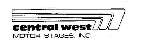 CENTRAL WEST MOTOR STAGES, INC.