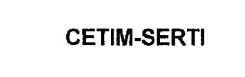 CETIM-SERTI