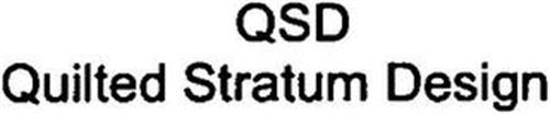 QSD QUILTED STRATUM DESIGN