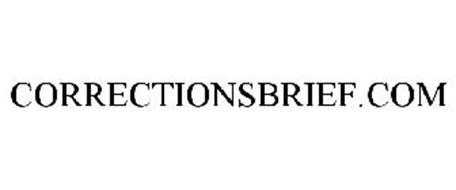 CORRECTIONSBRIEF.COM