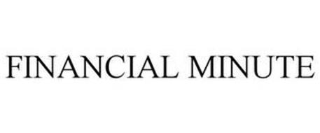 FINANCIAL MINUTE
