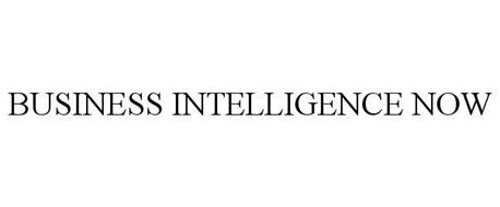 BUSINESS INTELLIGENCE NOW