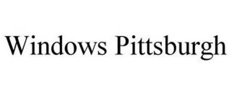 WINDOWS PITTSBURGH