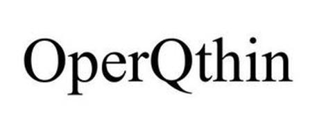 OPERQTHIN