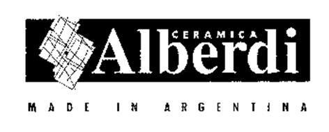 ALBERDI CERAMICA MADE IN ARGENTINA