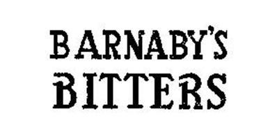 BARNABY'S BITTERS