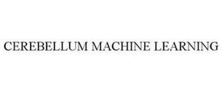 CEREBELLUM MACHINE LEARNING
