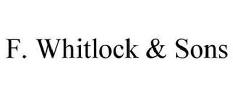 F. WHITLOCK & SONS