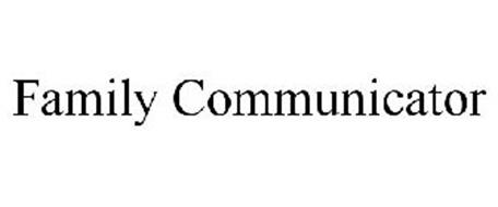 family communicator trademark of ceretec inc serial