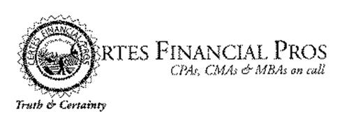 CERTES FINANCIAL PROS L'ETOILE DU NORD CPAS, CMAS & MBAS ON CALL TRUTH & CERTAINTY