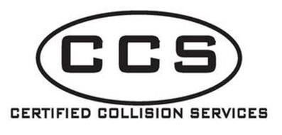 CCS CERTIFIED COLLISION SERVICES