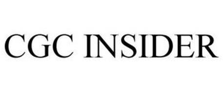 CGC INSIDER