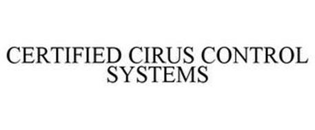 CERTIFIED CIRUS CONTROL SYSTEMS