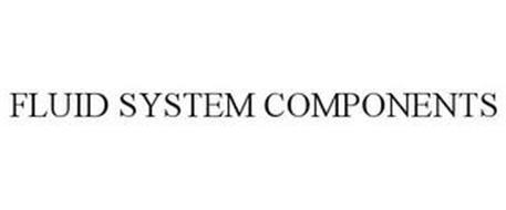 FLUID SYSTEM COMPONENTS