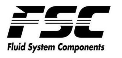 FSC FLUID SYSTEM COMPONENTS
