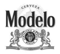 CERVEZA MODELO 1925 CERVECERIA MODELO MEXICO
