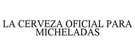 LA CERVEZA OFICIAL PARA MICHELADAS
