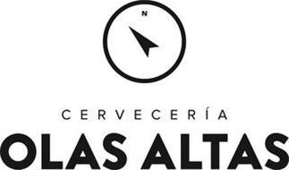 N CERVECERÍA OLAS ALTAS