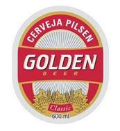 CERVEJA PILSEN GOLDEN BEER CLASSIC