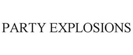 PARTY EXPLOSIONS