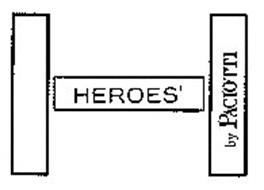 HEROES' BY PACIOTTI