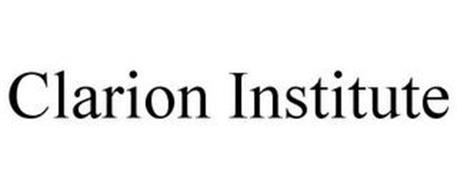 CLARION INSTITUTE