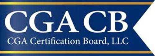 CGA CB CGA CERTIFICATION BOARD, LLC