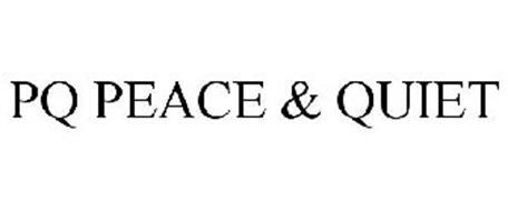 PQ PEACE & QUIET