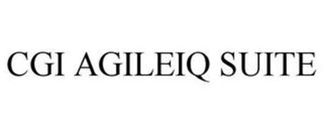 CGI AGILEIQ SUITE