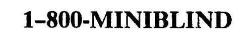 1-800-MINIBLIND