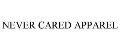 NEVER CARED APPAREL