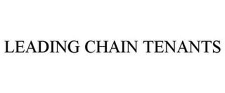 LEADING CHAIN TENANTS