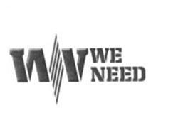 WN WE NEED