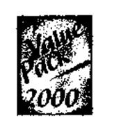 VALUE PACK 2000
