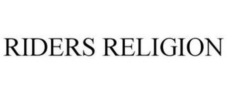 RIDERS RELIGION