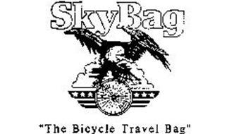 """SKY BAG """"THE BICYCLE TRAVEL BAG"""""""