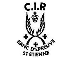 c i p banc d 39 epreuve st etienne trademark of chambre de